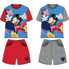 Ensemble T-Shirt + Short Mickey Disney