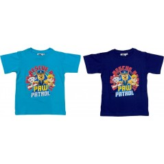 T-shirts Paw Patrol Manches Courtes