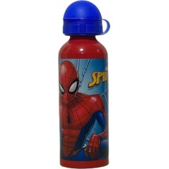Gourde Spiderman en aluminium de 520 ML
