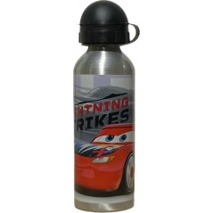 Gourde Cars Disney en aluminium de 520 ML